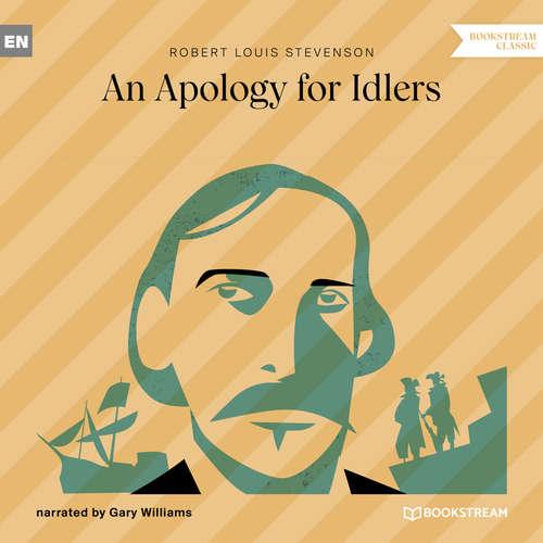 Audiobook An Apology for Idlers - Robert Louis Stevenson - Gary Williams