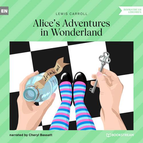 Audiobook Alice's Adventures in Wonderland - Lewis Carroll - Cheryl Bassett