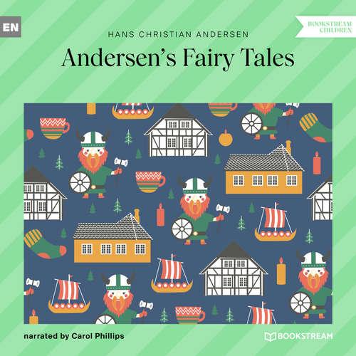 Audiobook Andersen's Fairy Tales - Hans Christian Andersen - Carol Phillips