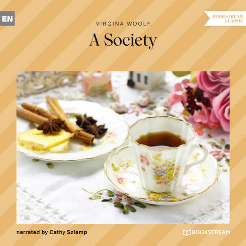 Audiobook A Society - Virginia Woolf - Cathy Szlamp