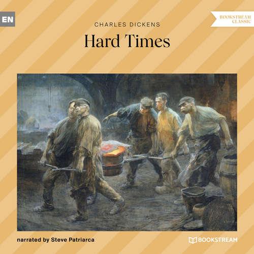 Audiobook Hard Times - Charles Dickens - Steve Patriarca