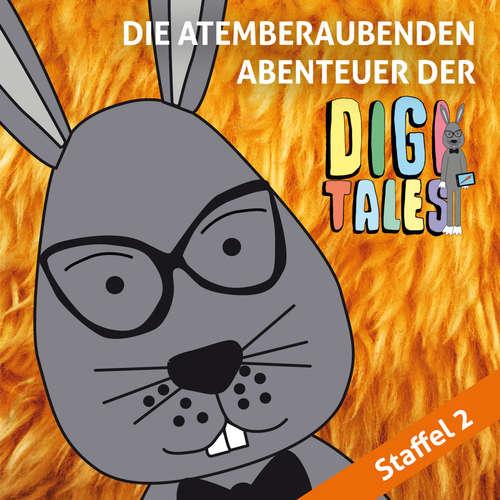 Hoerbuch DigiTales, Folge 2: Die atemberaubenden Abenteuer der DigiTales - Christian Bluthardt - Michael Kausch