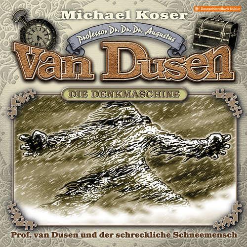 Hoerbuch Professor van Dusen, Folge 27: Professor van Dusen und der schreckliche Schneemensch - Michael Koser - Friedrich W. Bauschulte