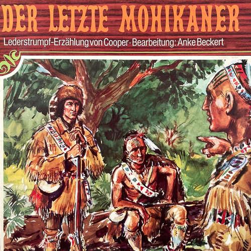 Hoerbuch Lederstrumpf, Folge 2: Der letzte Mohikaner - J. F. Cooper - Herbert Fleischmann