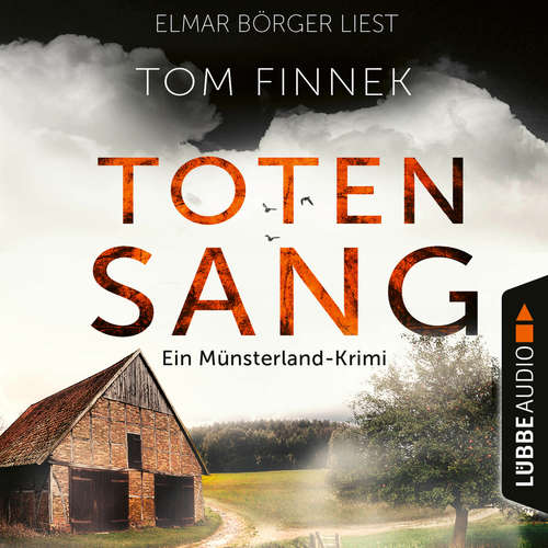 Hoerbuch Totensang - Tenbrink und Bertram - Tenbrink und Bertram lösen ihren ersten Fall, Titel 0,5 - Tom Finnek - Elmar Börger