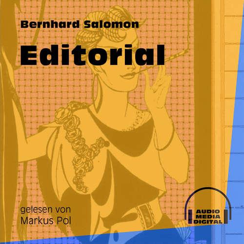 Hoerbuch Editorial - Bernhard Salomon - Markus Pol