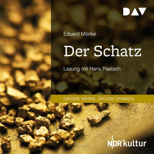 Hoerbuch Der Schatz - Eduard Mörike - Hans Paetsch