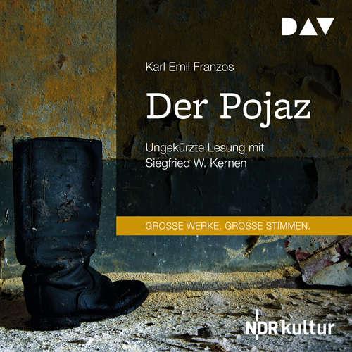 Hoerbuch Der Pojaz - Karl Emil Franzos - Siegfried W. Kernen