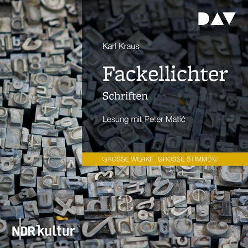 Hoerbuch Fackellichter. Schriften - Karl Kraus - Peter Mati?