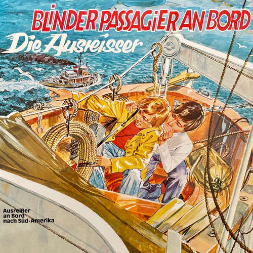 Hoerbuch Blinder Passagier an Bord, Die Ausreisser - C. P. Lemmer - Wolf-Dieter Stubel