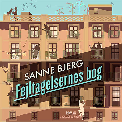 Audiokniha Fejltagelsernes bog - Sanne Bjerg - Jesper Bøllehuus