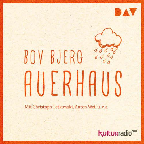 Hoerbuch Auerhaus (Hörspiel) - Bov Bjerg - Christoph Letkowski