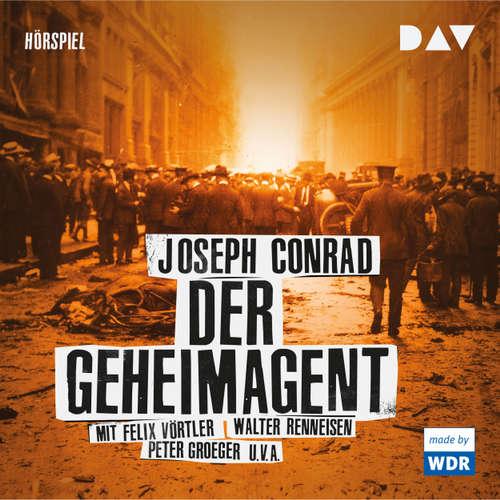 Hoerbuch Der Geheimagent (Hörspiel) - Joseph Conrad - Felix Vörtler