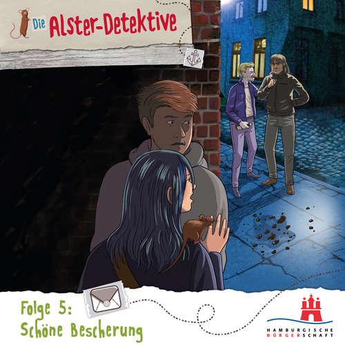 Hoerbuch Die Alster-Detektive, Folge 5: Schöne Bescherung - Katrin Wiegand - Shirin Westenfelder