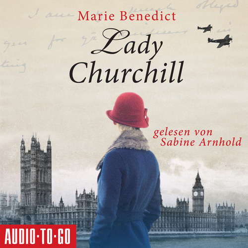Hoerbuch Lady Churchill - Marie Benedict - Sabine Arnhold