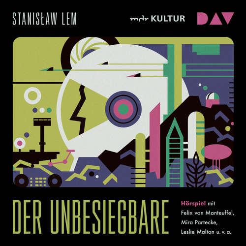 Hoerbuch Der Unbesiegbare - Stanislaw Lem - Udo Schenk