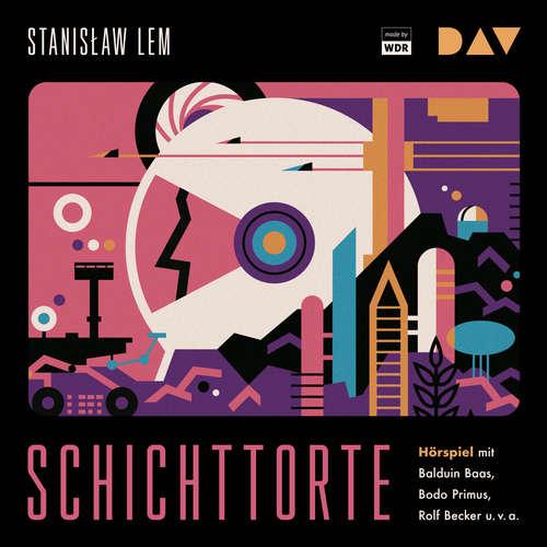 Hoerbuch Schichttorte - Stanislaw Lem - Heiner Schmidt