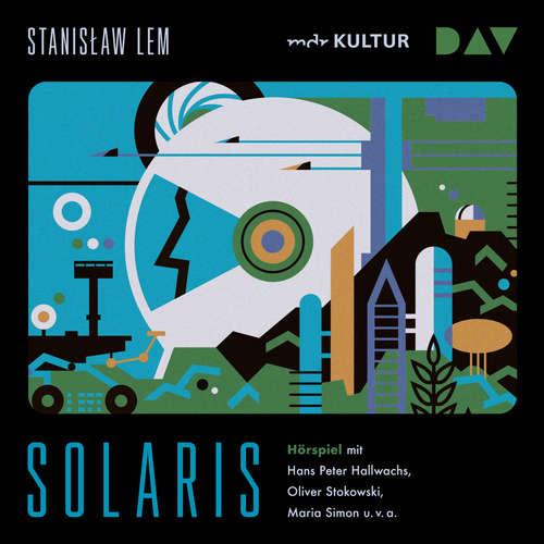 Hoerbuch Solaris - Stanislaw Lem - Hans Peter Hallwachs