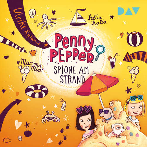Hoerbuch Spione am Strand - Penny Pepper, Teil 5 - Ulrike Rylance - Luisa Wietzorek