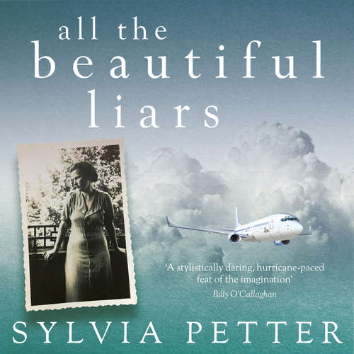 Audiobook All the Beautiful Liars - Sylvia Petter - Bromwyn Grannall