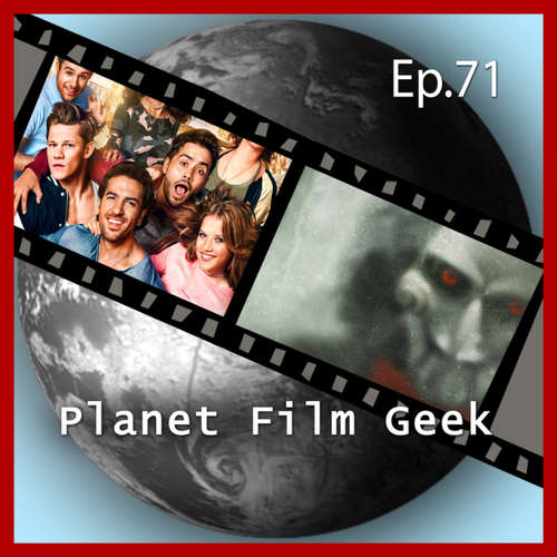 Planet Film Geek, PFG Episode 71: Fack Ju Göhte 3, Jigsaw