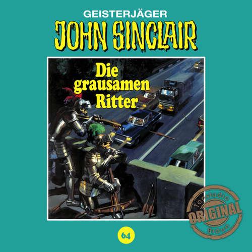 Hoerbuch John Sinclair, Tonstudio Braun, Folge 64: Die grausamen Ritter. Teil 1 von 2 - Jason Dark -  Diverse