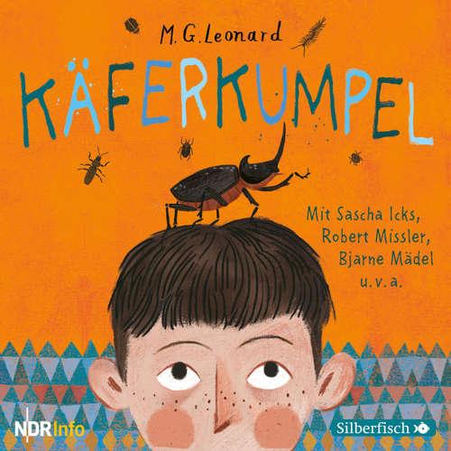 Hoerbuch Käferkumpel - M.G. Leonard - Robert Missler