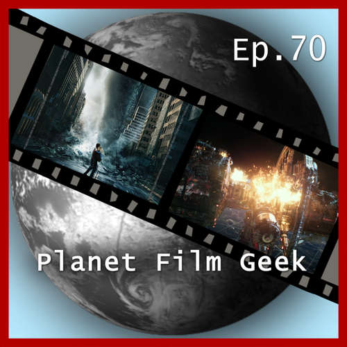 Planet Film Geek, PFG Episode 70: Geostorm, Schneemann