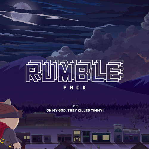 Rumble Pack - Die Gaming-Sendung, Folge 55: Oh My God, They Killed Timmy!