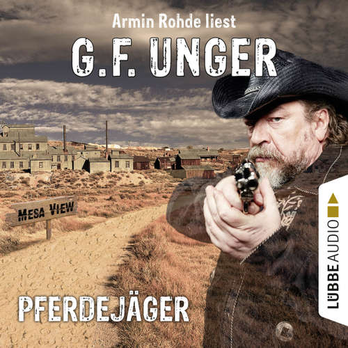 Hoerbuch Pferdejäger - G. F. Unger - Armin Rohde