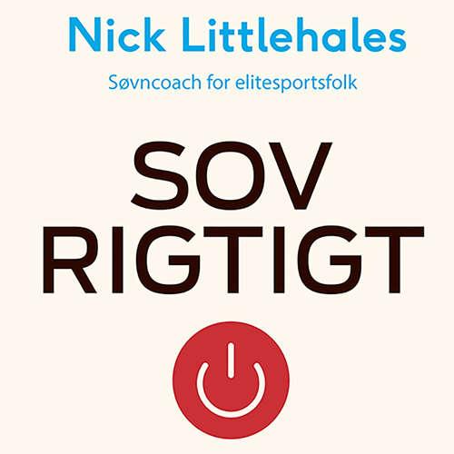 Audiokniha Sov rigtigt - Nick Littlehales - Finn Andersen
