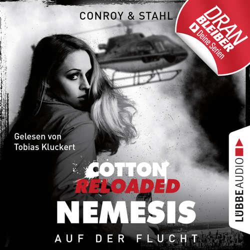 Hoerbuch Jerry Cotton, Cotton Reloaded: Nemesis, Folge 2: Auf der Flucht - Gabriel Conroy - Tobias Kluckert