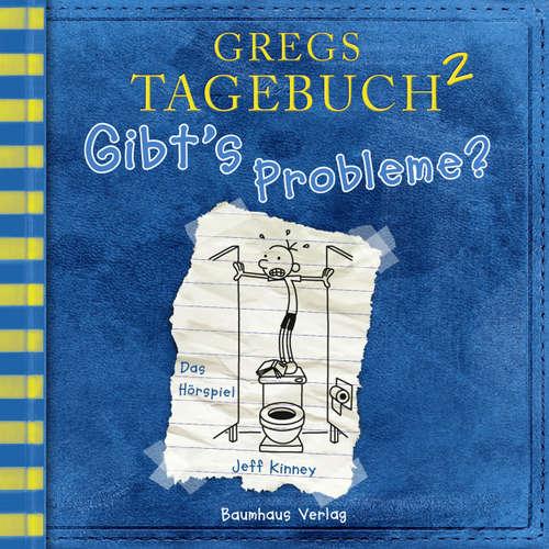 Hoerbuch Gregs Tagebuch, 2: Gibt's Probleme? (Hörspiel) - Jeff Kinney - Marco Eßer