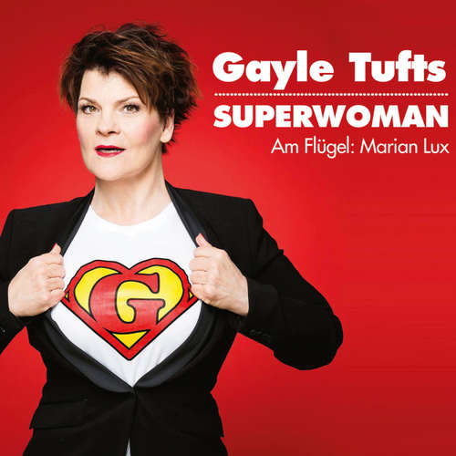 Hoerbuch Superwoman - Gayle Tufts - Gayle Tufts