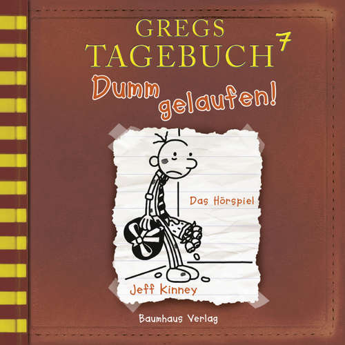 Hoerbuch Gregs Tagebuch, 7: Dumm gelaufen! (Hörspiel) - Jeff Kinney - Marco Eßer