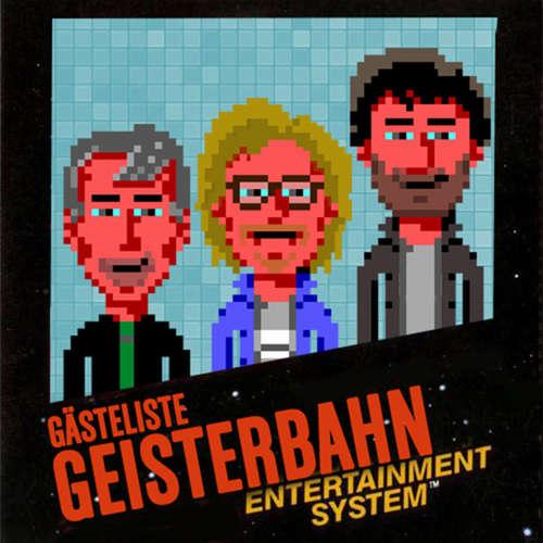 Hoerbuch Gästeliste Geisterbahn, Folge 20: Spezial Videogames -  Nilz - Nilz Bokelberg