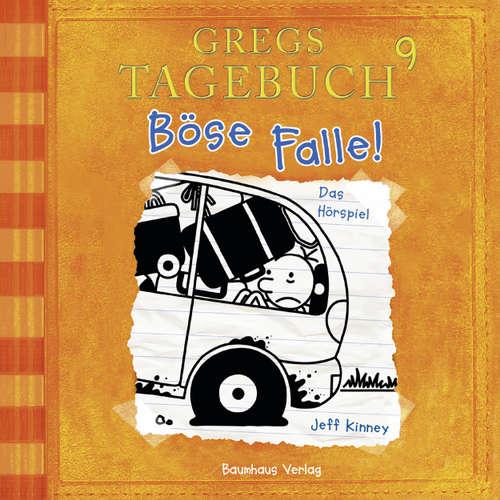 Hoerbuch Gregs Tagebuch, 9: Böse Falle! (Hörspiel) - Jeff Kinney - Marco Eßer
