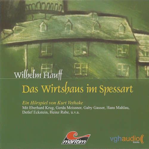 Hoerbuch Das Wirtshaus im Spessart - Wilhelm Hauff - Heinz Rabe