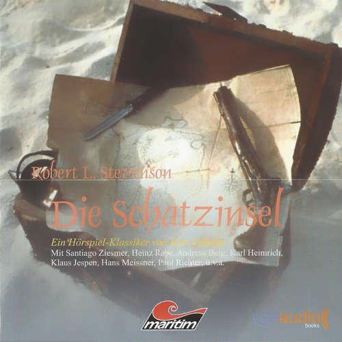 Hoerbuch Die Schatzinsel - Robert L. Stevenson - Santiago Ziesmer