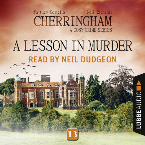 Audiobook A Lesson in Murder - Cherringham - A Cosy Crime Series: Mystery Shorts 13 - Matthew Costello - Neil Dudgeon