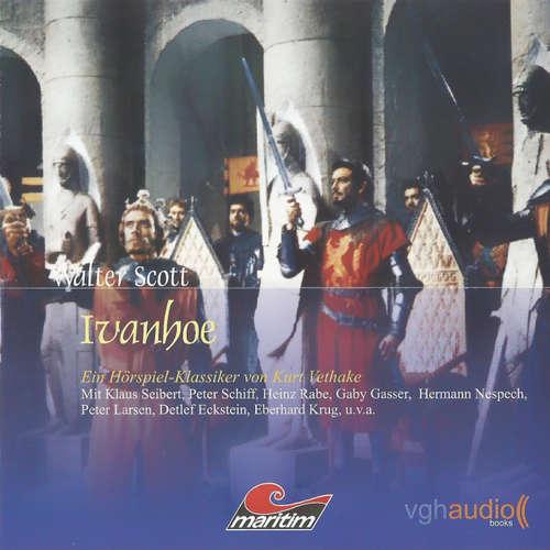Hoerbuch Ivanhoe - Walter Scott - Klaus Seibert