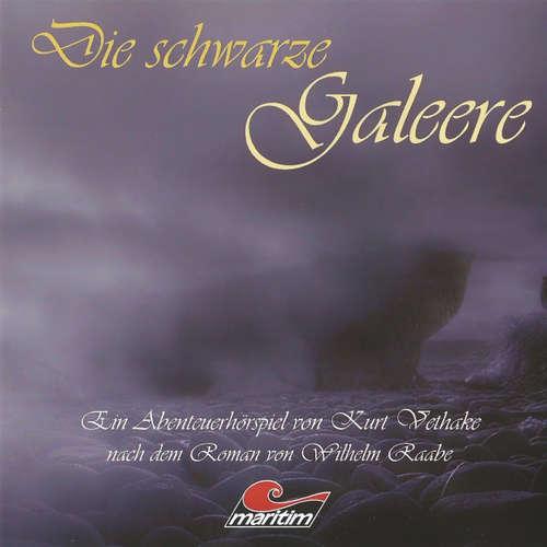 Hoerbuch Die schwarze Galeere - Wilhelm Raabe - Klaus Jepsen