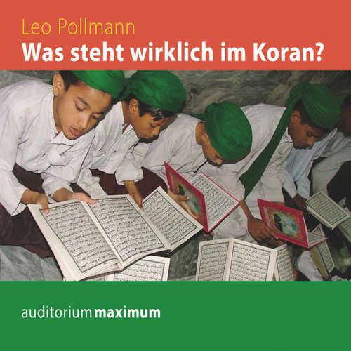 Hoerbuch Was steht wirklich im Koran? - Alexis Schmelzer - Wolfgang Schmidt