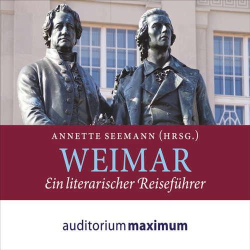 Weimar - Ein literarischer Reiseführer