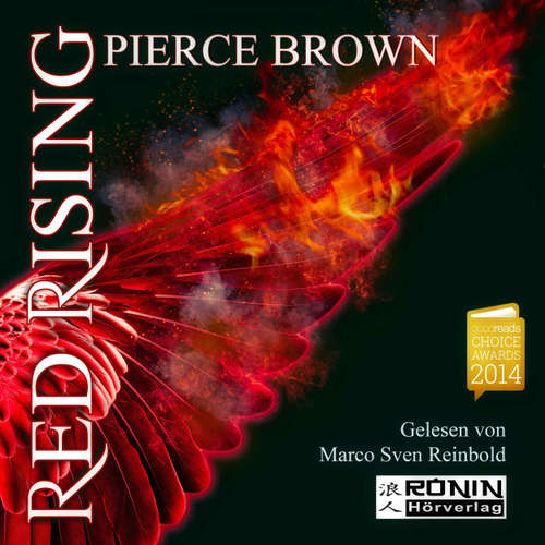 Hoerbuch Red Rising - Red Rising 1 - Pierce Brown - Marco Sven Reinbold