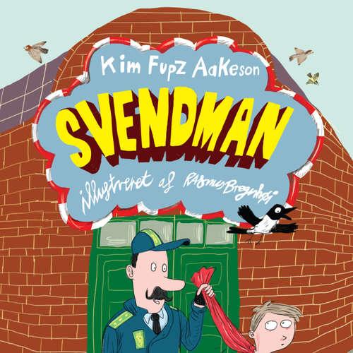Audiokniha Svendman - Kim Fupz Aakeson - Thomas Jacob Clausen