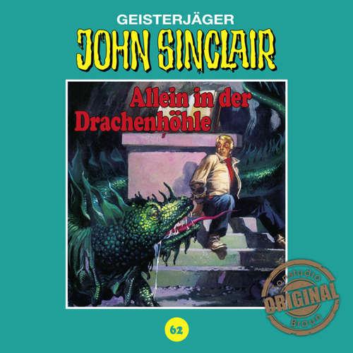 Hoerbuch John Sinclair, Tonstudio Braun, Folge 62: Allein in der Drachenhöhle. Teil 2 von 3 - Jason Dark -  Diverse