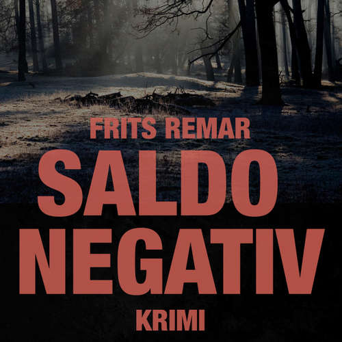 Audiokniha Saldo negativ - Frits Remar - Jesper Bøllehuus