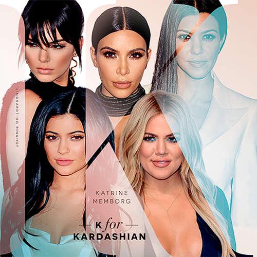 Audiokniha K for Kardashian - Katrine Memborg - Kristine Brendstrup