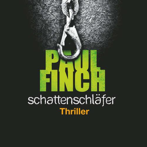 Hoerbuch Schattenschläfer - Mark-Heckenburg-Reihe 4 - Paul Finch - Detlef Bierstedt